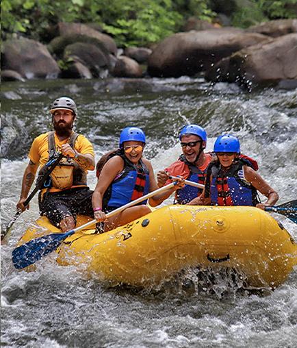 Rafting Adventures in Hartford